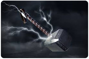 La Leyenda De El Martillo De Thor